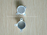 Подгонянная Perforated сетка диктора утюга для аудиоего с покрытием