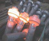 Arbre d'entraînement chaud de pompe à engrenages de pièce forgéee