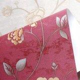 Papel pintado decorativo moderno con el papel pintado del PVC de la buena calidad
