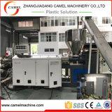 Máquina gemela de la granulación del estirador de tornillo para el reciclaje de la película plástica
