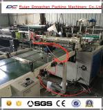 Máquina de corte de folha para folha de tecido não tecida computadorizada