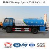 緑化目的のための11cbm Dongfengの道のスプリンクラーの特別なトラック