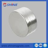 Neodimio di D55X25mm a magnete permanente