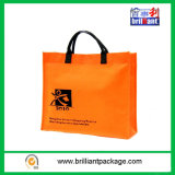 Preiswertes Pattem Drucken gehandhabte faltende Einkaufstasche (B3-6)