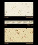 Tintenstrahl-keramische Wand-Innenfliese für Baumaterial 300X600mm