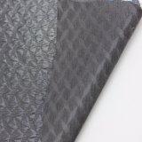 Il nero ha quadrato tessuto di modo del reticolo di griglia il poli