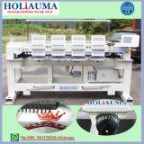 Плоский Holiauma домашнего хозяйства вышивание машины с 4 головки винтов с вышивкой машины для винтов с вышивкой