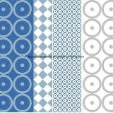 100%Polyester 기하학적인 원형 Pigment&Disperse는 침구 세트를 위한 직물을 인쇄했다