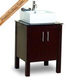 Fed-1174 над установленным шкафом ванны высокого качества тщеты ванной комнаты твердой древесины