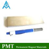 ímã permanente da barra grande de 165mm com material magnético de NdFeB