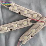 12V impermeabilizzano l'indicatore luminoso bianco del modulo del LED per la casella di illuminazione dell'annuncio