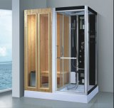 Sauna combinada a vapor de 1800 mm com chuveiro (AT-D8856-2)