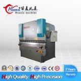 Máquina de dobra hidráulica do freio da imprensa da indicação digital de placa de metal de Wc67y