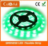セリウムのRoHSの高い明るさ防水SMD5050 DC12V LEDのストリップ