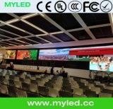 Visualización de LED de interior al aire libre a todo color de Myled P2.5 P3 P3.91 P4 P4.81 P5 P6 P8 P10