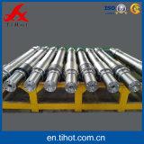 機関車のためのPercision高いシャフトのCustomed CNCの機械化の部品