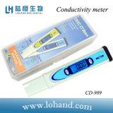 Compteur de conductivité à vente directe Hangzhou Lohand Factory (CD-989)