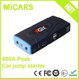 Стартер скачки мощной батареи Li-иона 12V 600A миниый