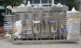 Máquina tubular automática cheia da esterilização do suco de fruta