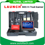 Lancez le connecteur X431 du diesel à usage intensif 12V 24V case Diagnostic du chariot de travail pour le connecteur X431 V+/PRO3/Pad II à partir de Shenzhen distributeur de lancement