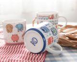 卸し売りカスタムジュースのコップ、陶磁器のコーヒー・マグ、陶磁器ジュースのコップ