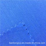7oz tissu teint par filé ignifuge, tissu ignifuge de coton, tissu ignifuge de coton