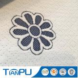 Tela que hace tictac hecha punto Poiyester del colchón del fabricante de China 100%