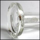 Conduite d'eau en verre de fumage de narguilé droit de tube de Hfy 9mm Zob