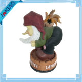 Garden Gnome - Go Away Statue Yard Art Outdoor Escultura-Figurine