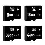 Карточка SD различной емкости микро- для телефонов