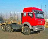 camion 6X4 del trattore di 380/420HP BEIBEN
