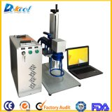 Máquina de impresión láser de fibra portátil para la venta