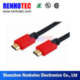 赤いプラスチック3G 4G HDMI Tyco電子工学のコネクター