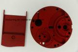 Het Nauwkeurige Aluminium CNC die van China Delen met het Anodiseren van de Kleur machinaal bewerken