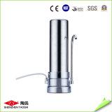 2000L Esterilización peculiar acero inoxidable purificador de agua