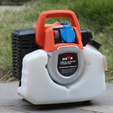 Bison (China) BS900q Garantía de 1 año Proveedor experimentado Electric Start Portable Generator Inverter
