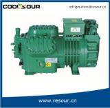 Compressor Semi-Hermetic Coolsour, refrigeração do compressor alternativo