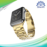 Наручные часы из нержавеющей стали на запястье для Apple Iwatch смотреть Band ремешок браслет аксессуары Sport 38мм 42мм
