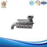 el motor diesel 170f parte el silenciador