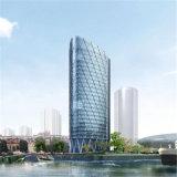Verre d'économie d'énergie de 4 mm de haute performance en haute qualité pour l'architecture