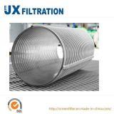 Cartucho de filtro de água de aço inoxidável 316L de alta qualidade