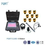 Pqwt-Cl900 Multiprobe Water Pipe Leakage Automatic Analyzer, 8m