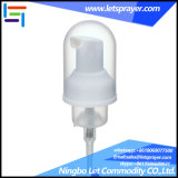 30/410 di pompa popolare bianca della gomma piuma della chiusura regolare per la pulitrice facciale