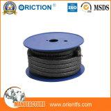 Bomba de agua Junta de estanquidad de aramida PTFE Embalaje de fibra de fibra de vidrio núcleo exportador de embalaje de compresión
