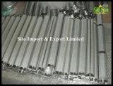 Filtro do cartucho do petróleo/água do engranzamento de fio do aço inoxidável