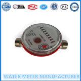 Одиночный счетчик воды двигателя для механически счетчика воды