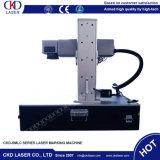 Загерметизированная безопасная машина маркировки волокна отметки лазера 20W
