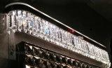 Lámpara de pared decorativa cristalina de lujo para el uso de interior
