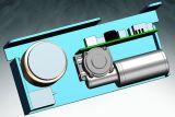 Portello scorrevole di /Telescopic del portello telescopico