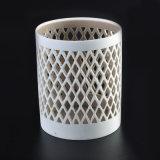 Sostenedor de vela de cerámica para la vela de los pilares